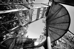 Old Skool (Thomas Hawk) Tags: california menlopark penninsulaschool photowalk06262010 southbay usa unitedstates unitedstatesofamerica bw silberstudiostv slide fav10