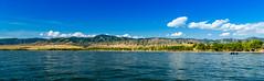 Chatfield State Park- Colorado (thecheetahexpress) Tags: chatfield state park colorado little littleton denver lake pontoon boat summer mountain mountains