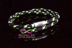 DSC09741 (Ropelet Bracelets) Tags: ropelet ropebracelet bracelet handmadebracelet handmadejewelry wristwear wristband stack stackbracelet braceletstack
