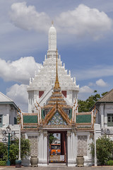 2016/07/28 10h56 Grand Palais (Phra Nakhon) (Valry Hugotte) Tags: bangkok grandpalace grandpalais palaisroyal phranakhon thailand thalande porte krungthepmahanakhon