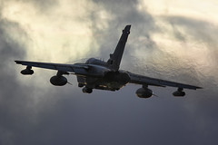 Storm clouds,Tornado GR4-1 (markranger) Tags: storm tornado gr4 fastjet raf marham