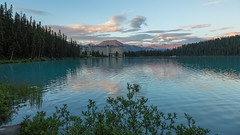 10PM ... and the Coast is Clear (ken.krach (kjkmep)) Tags: lakelouise banffnationalpark