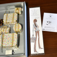 """""""Perfect Skin"""" giftset. (morado enamorado) Tags: jason wu fashion royalty adele makeda perfect skin giftset ultra limited edition doll luggage louis vuitton monogram leather miniatures replica sketch designer card collector collection integrity toys"""