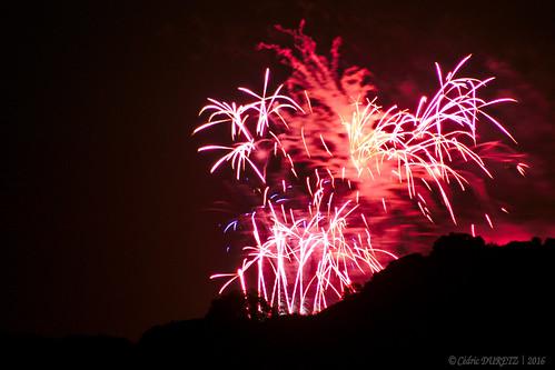 Feu d'artifice Narbonne-Plage / Narbonne-Plage's Fireworks