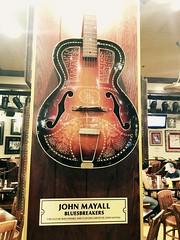 Hard Rock Cafè San Diego (ermy70) Tags: bluesbreakers art rock fusion jazz blues semi hollow hollowbody guitar music mayall