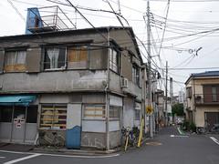 Grey Concrete (CentipedeCarpet) Tags: panasonic gx8 micro four thirds tokyo japan 15mm 15mmf17 leicadgsummilux15mmd17asph leica summilux    rust concrete grey unlimited photos urbex