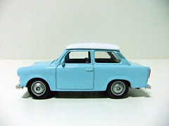 TRABANT 601 (1963) - WELLY / NEX (RMJ68) Tags: trabant 601 1963 welly nex diecast coches cars juguete toy 160
