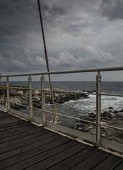 Over the Bridge (George Zarkadis) Tags: pelio agiosioannis pappanero greece    d5200 sigma1750 cloudy