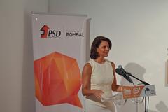 Teresa Morais em Pombal