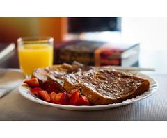 Sunday morning (desertdragon) Tags: frenchtoast breakfast food