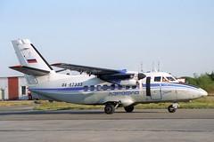 RA-67333 LET L-410UVP Turbolet Aeroflot (pslg05896) Tags: krr urkk krasnodar russia ra67333 let l410 turbolet aeroflot