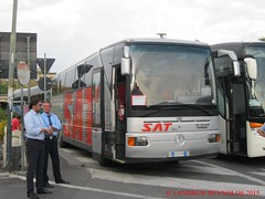 2015 1021 07 MERCEDES O350 TOURISMO SICILIAN AIRBUS TRAVEL FINY TAORMINA SICILY EX471TK IN CATANIA BUS STATION (Andrew Reynolds transport view) Tags: streetcar transport mass transit urban rural bus coach diesel passenger omnibus europe italy sicily 2015 1021 07 mercedes o350 tourismo sicilian airbus travel finy taormina ex471tk in catania station