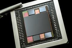 AMD@28nm@GCN_3th_gen@Fiji@Radeon_R9_Nano@SPMRC_REA0356A-1539_215-0862120___Stack-DSC09716-DSC09736_-_ZS-retouched (FritzchensFritz) Tags: macro makro supermacro supermakro focusstacking fokusstacking focus stacking fokus stackshot stackrail amd radeon r9 nano fiji hbm stack interposer gcn 3th gen 28nm gpu core heatspreader die shot gpupackage package processor prozessor gpudie dieshots dieshot waferdie wafer wafershot vintage open cracked lenstagger