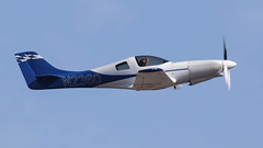 Lancair 360 N2360 (ChrisK48) Tags: 2004 aircraft airplane dvt kdvt lancair360 n2360 phoenixaz phoenixdeervalleyairport