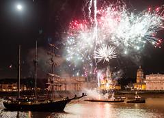 Sail Greenwich (CdL Creative) Tags: 70d canon cdlcreative eos england greenwich london riverthames se10 sailgreenwich barges fireworks geo:lat=514865 geo:lon=00089 geotagged tallships unitedkingdom gb