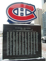 Montreal, Centre Bell (nacerInes) Tags: canada habs quebec montreal biosphere cbc canadiens amerique