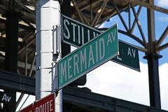 New York City (RayKippig) Tags: nyc newyorkcity usa brooklyn coneyisland stillwellavenue mermaidavenue urlaub2012
