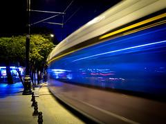... late night rush (jp3g) Tags: turkey istanbul panasonic g3 oldtown hagiasophia