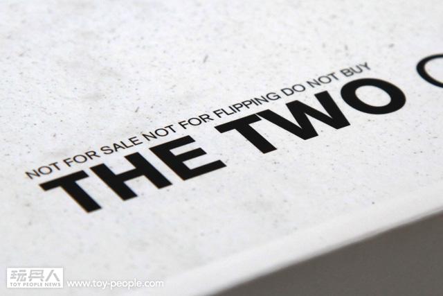 threeA - THE TWO OYA TK TWO PACK 開箱報告