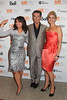 Susanne Bier, Pierce Brosnan and Trine Dyrholm 2012 Toronto International Film Festival Toronto, Canada