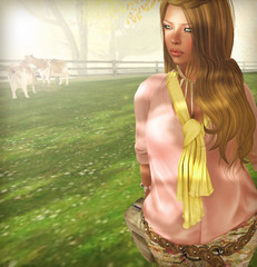 - twist - (FlowerDucatillon) Tags: life flower fashion al pixel second erratic vulo slupergirls