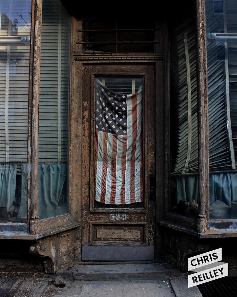 American Flag - Brooklyn, New York
