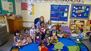 Julie's Preschool Class
