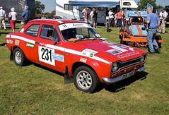 Ford Escort MKI Rally Car
