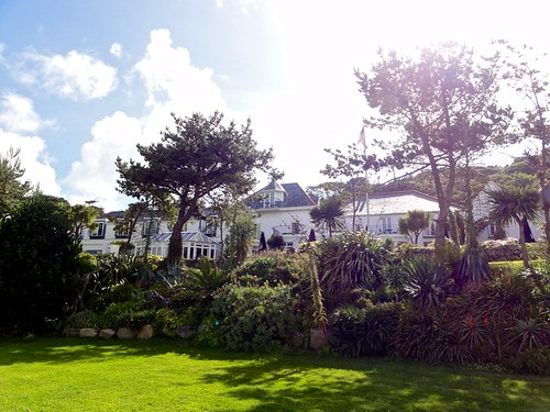 White House Hotel, Herm