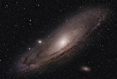 M31 Andromeda - all 16 hours of it :) (BudgetAstro) Tags: nikond70 galaxy astrophotography m31 astronomy ngc224 dss dso m32 m110 andromedagalaxy ngc221 ngc205 deepskystacker deepskyobject Astrometrydotnet:status=solved greatnebulainandromeda Astrometrydotnet:version=14400 Astrometrydotnet:id=alpha20120962826673