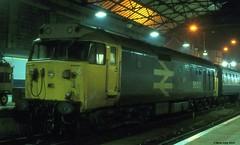 50027 (Hoover 29) Tags: england diesel hoover penzance passengertrain class50 type4 50027 2c74