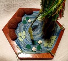 Vodnik  (6) (McFiberNutt) Tags: thread miniature crochet folklore amigurumi