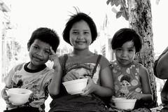 The good life (18) (Matthieu Verhoeven - Photographer -) Tags: people white black thailand nikon streetlife candids zwart wit d3 mensen straatleven matthieuverhoevenfotografie