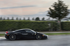 F1 BLK. (Alex Penfold) Tags: auto camera black cars alex sports car sport mobile canon photography eos photo cool flickr image awesome flash picture super f1 ferrari spot days exotic photograph silverstone enzo spotted hyper rims supercar spotting exotica sportscar 2012 sportscars supercars penfold blk spotter hypercar 60d hypercars alexpenfold