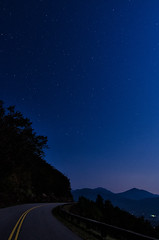 On the road to the Peaks of Otter... (Michael Kline) Tags: stars nightshot september va blueridgeparkway adventurepants exposureroanoke