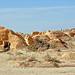 Tunisia-3862 - Fossilized Sand......