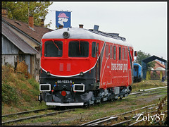 60-1023-5 (Zoly060-DA) Tags: brown private diesel swiss februarie romania da locomotive 16 60 operator 1023 cluj napoca 060 sulzer grup tfg boveri remarul transferoviar