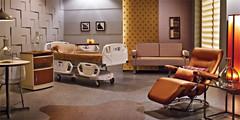 Sunset (Plow Comunicação) Tags: art set hospital de design bed cabinet furniture daniel ernst sofa direction plow armchair henrique luiz comunicação ribas nadai zenor vallitech