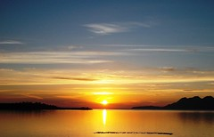 It's a new day... (Jonbicykle) Tags: sunrise balearicislands majorka mallorka wschdsoca portpollena