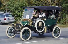 Ford T Touring (1912) (The Adventurous Eye) Tags: classic ford car race t climb model do hill brno 1912 touring rallye závod soběšice vrchu brnosoběšice