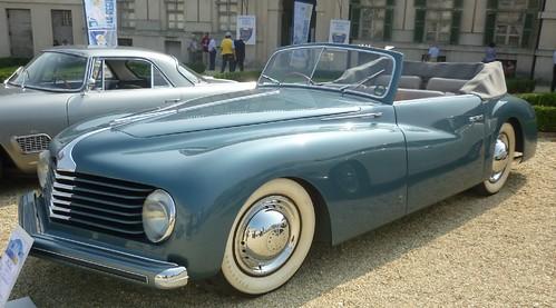 Alfa 6C sport Farina 1947