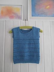 Copycat vintage vest