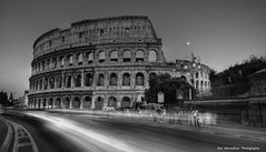 colosseum rome (Rex Montalban Photography) Tags: bw italy rome europe colosseum hdr hss rexmontalbanphotography