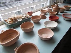 pottery pic (Carriagehouse2011) Tags: pots clay pottery