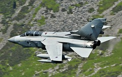 Snowdonia (Dafydd RJ Phillips) Tags: wales snowdonia mach loop low level royal air force raf marham panavia tornado gr4