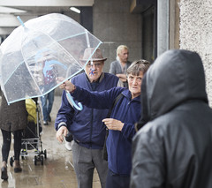 july16 (matthewheptinstall) Tags: wakefield wakefieldstreetphotography westyorkshire portrait people candid rain rainyday street city citylife everyday socialdocumentary