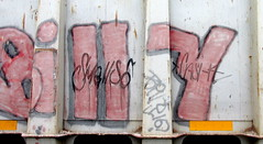 (timetomakethepasta) Tags: billy smells cash4 907 freight train graffiti art