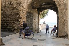 Trapani 12 (blu69) Tags: trapani sicilia sicily italia porta ossuna mura tramontana
