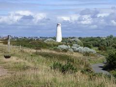 Leasowe Lighthouse (Puerto De Liverpool.) Tags: leasowe thewirralpeninsula merseyside leasowelighthouse liverpoolbay lighthouse plants shrubs wirral thewirral