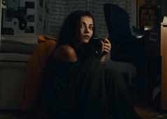 (Adela Alexandra Anicoloae) Tags: nikon nikond3200 selfportrait girl